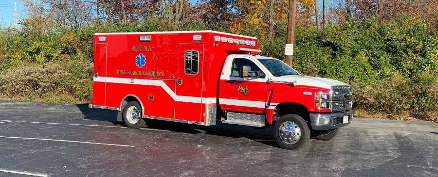 Excellance Type I Chevrolet Ambulance