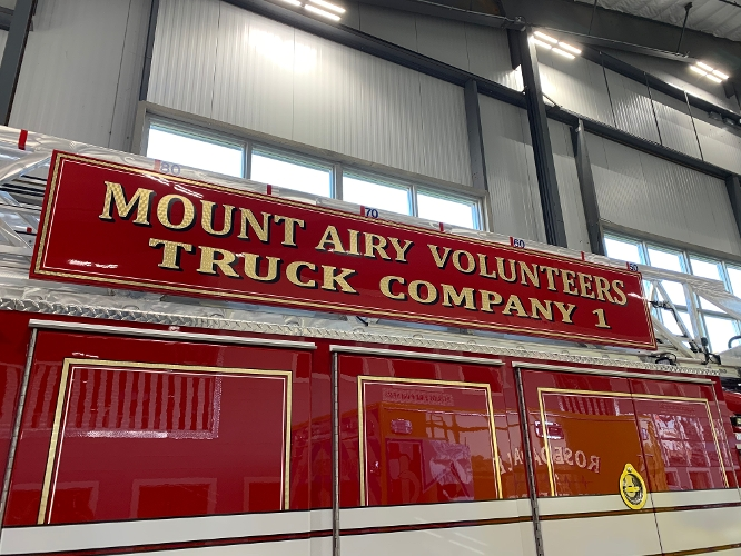 Mount Airy VFC