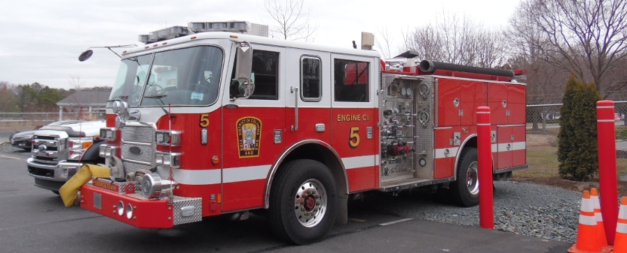 District of Columbia - Georgetown - Engine 5