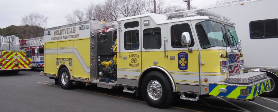 Selbyville VFC - Rescue Engine 88