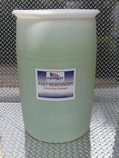 Vehicle Wash Detergent-30 Gallons