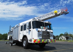 Setting a Higher Standard for Aerial Apparatus Photo