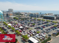 Birds eye view - Ocean City Convention Center